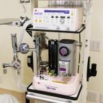 吸入麻酔器・人工呼吸器